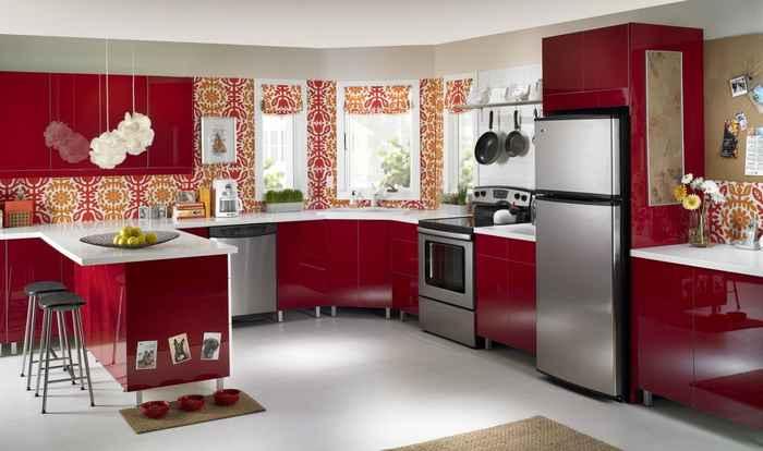 Дизайн для кухни 8.5 метров