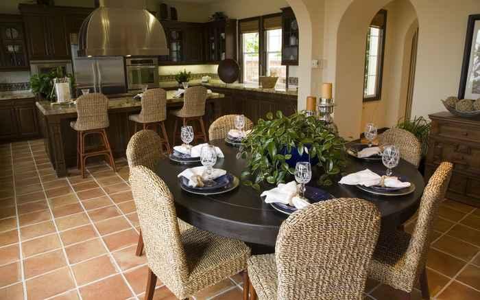 Дизайн кухни в доме корабль фото