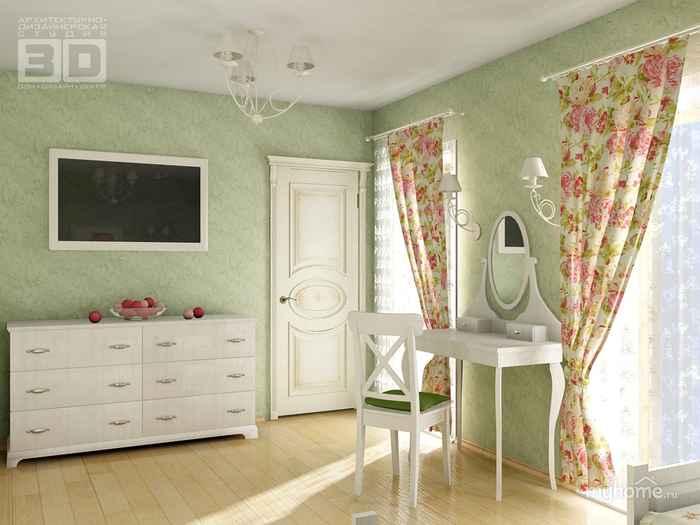 Цветы в интерьере жилого дома - О проекте