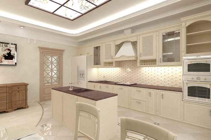 Интерьеры жилых зданий Экспо дизайн Интерьер зала в квартире и интерьер классический 2014