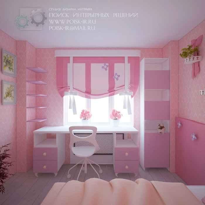 494Фото дизайн комнат с обоями своими руками
