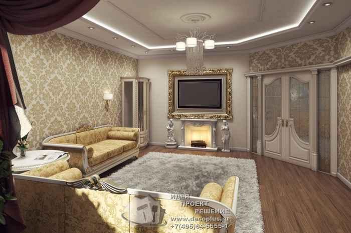 Дизайн кухни совмещенной с гостиной (24 фото). Интерьер