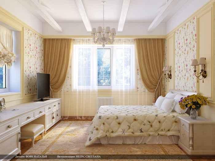 Дизайна комнат в частном доме