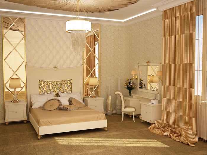Дизайн комната 32 кв м