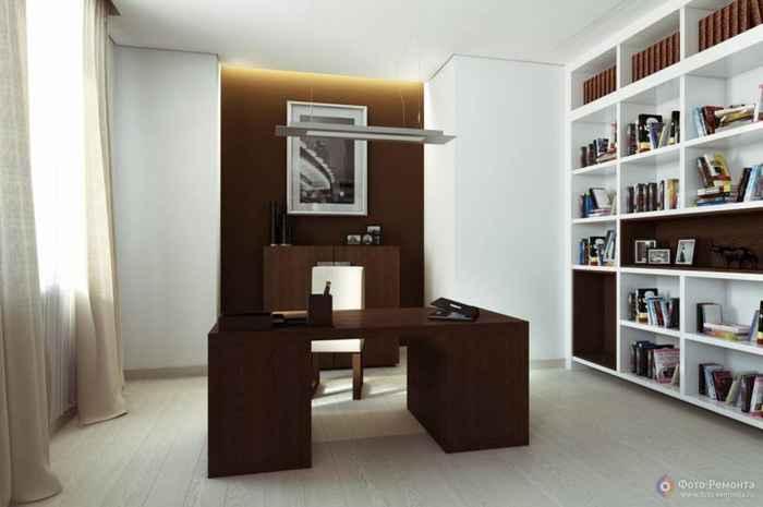 Интерьер комнат в доме